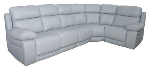 Угловой диван Верона (кожа)