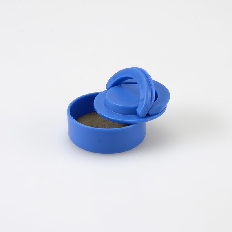 Оснастка ручная пластиковая с ручками и подушкой