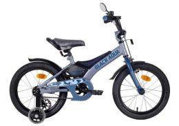 Велосипед Black Aqua Sharp Gray 16 2021