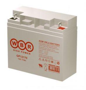 Аккумулятор WBR GP12170