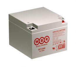 Аккумулятор WBR GP12260