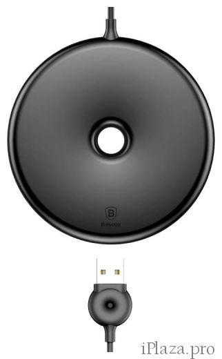 Беспроводная зарядка Baseus Q Donut Wireless Charger