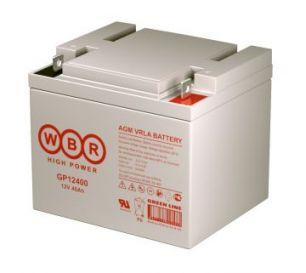 Аккумулятор WBR GP12450