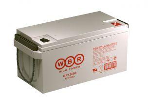 Аккумулятор WBR GP12650