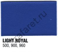 Краска пластизоль Excalibur 500 Light royal / Синий (5 кг.)