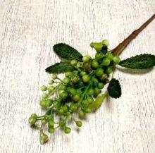 """Ветка волчья ягода """"Полли"""" Цвет №3 40 см, 2590"""