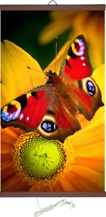 Обогреватель картина Бабочка 400 Вт