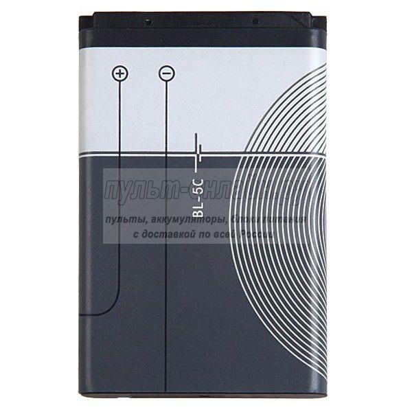 Аккумулятор Nokia BL-5C  6600/3100/1100/6630