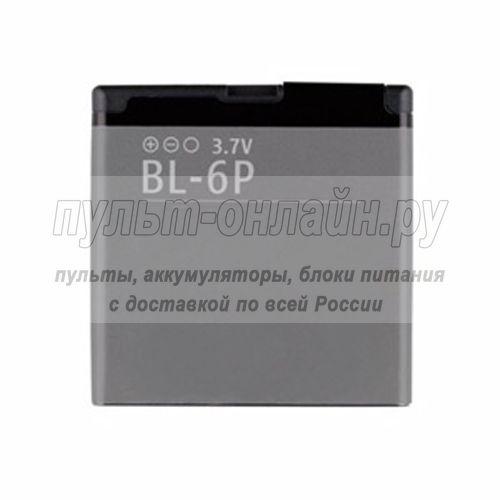 Аккумулятор Nokia BL-6P  6500  техпак