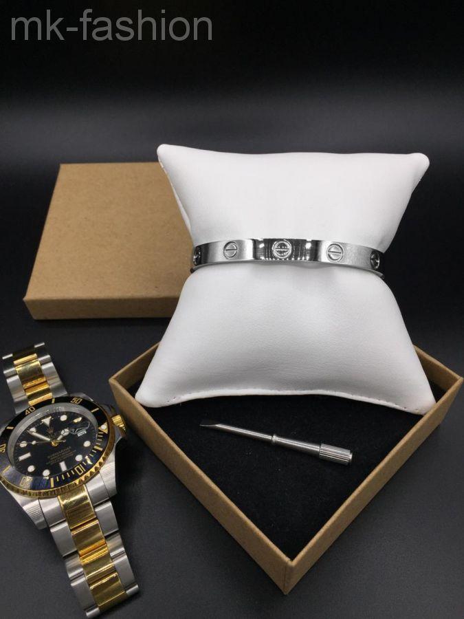 Love Bracelet SILVER