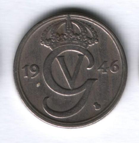 50 эре 1946 года Швеция