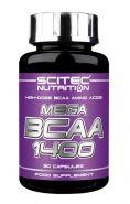Mega BCAA 1400 от Scitec Nutrition 90 кап