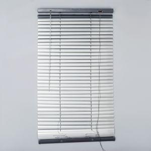Жалюзи горизонтальные 80х160 см, цвет металлик   4595731