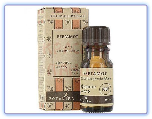 Эфирное масло Бергамота Botavikos