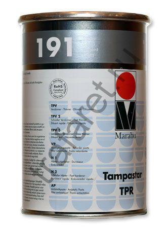 Краска Marabu Tampastar TPR 191 Silver 1 л.