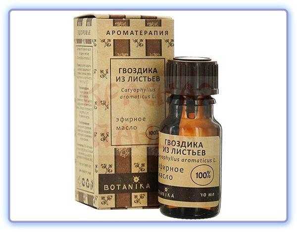 Эфирное масло Гвоздики из листьев Botavikos