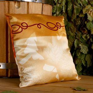 Подушка сувенирная, 22?22 см, хмель, чайная роза, жасмин, лаванда   4779512