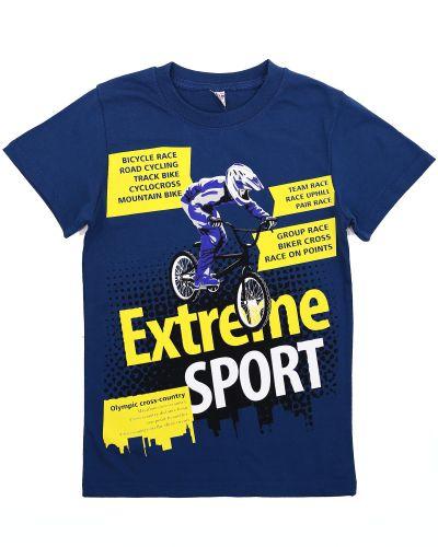 """Футболка для мальчиков 8-12 лет Bonito """"Extreme sport"""""""