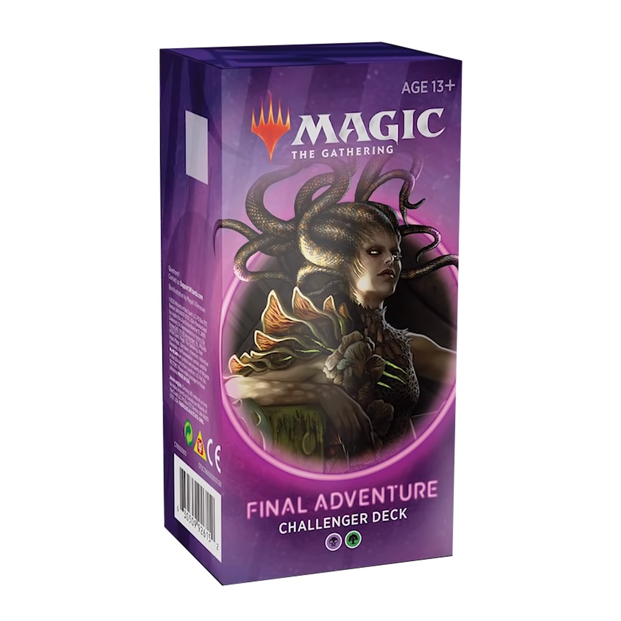 Magic: The Gathering - Final Adventure