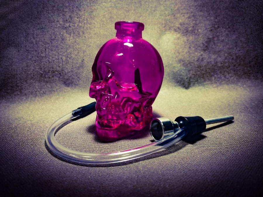 Трубка Skull Water