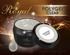 ACRYL GEL CLEAR ROYAL 30 мл