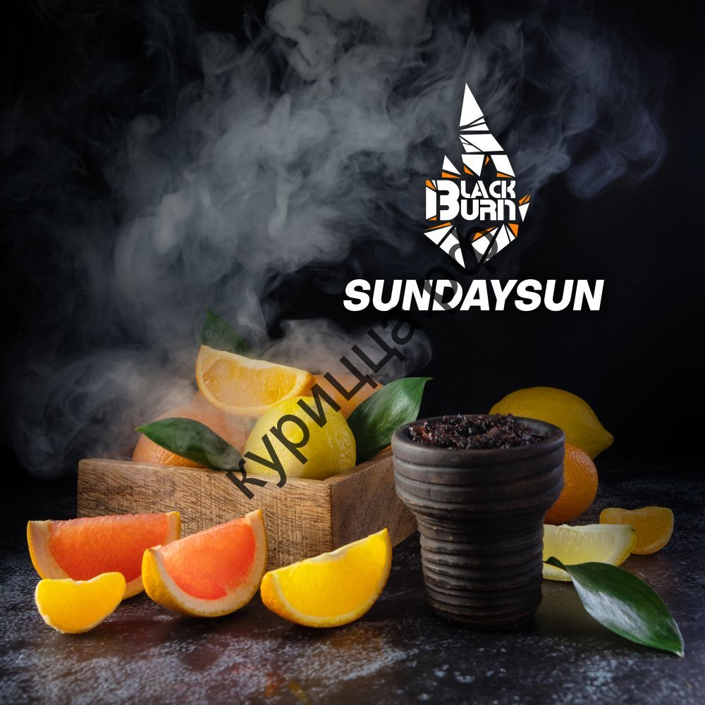 BURN BLACK SUNDAYSUN 1 ГР