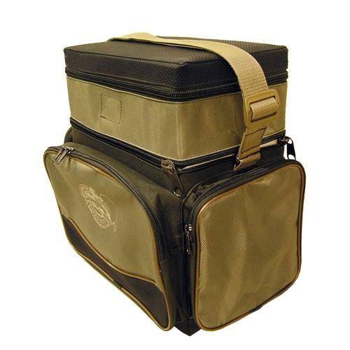 Ящик рюкзак рыболовный зимний B-2LUX пенопластовый
