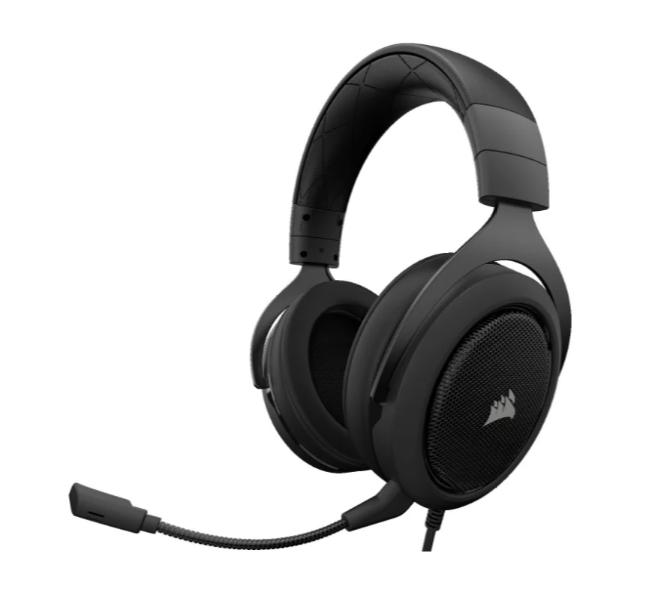 Компьютерная гарнитура Corsair HS50 Stereo Gaming Headset