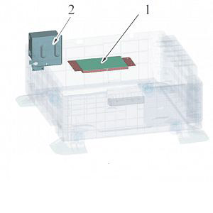 TK-101 Устройство акклиматизации бумаги
