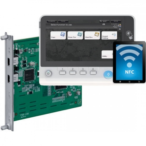 EK-P09 USB порт с bluetooth для печати с телефона