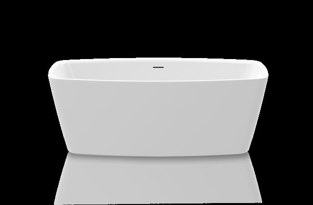 Ванна акриловая Knief Cube XS 0100-254 155 х 80 см ФОТО
