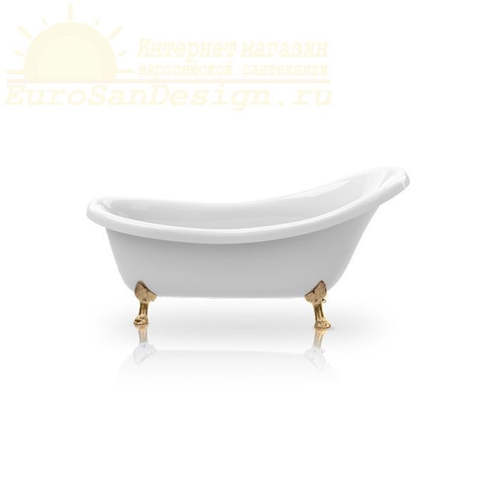 Ванна акриловая Knief Slipper 0100-064-01 151 ФОТО