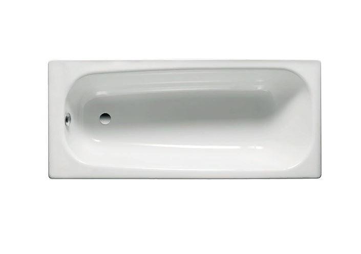 Стальная ванна Roca Contesa 237760000 ФОТО