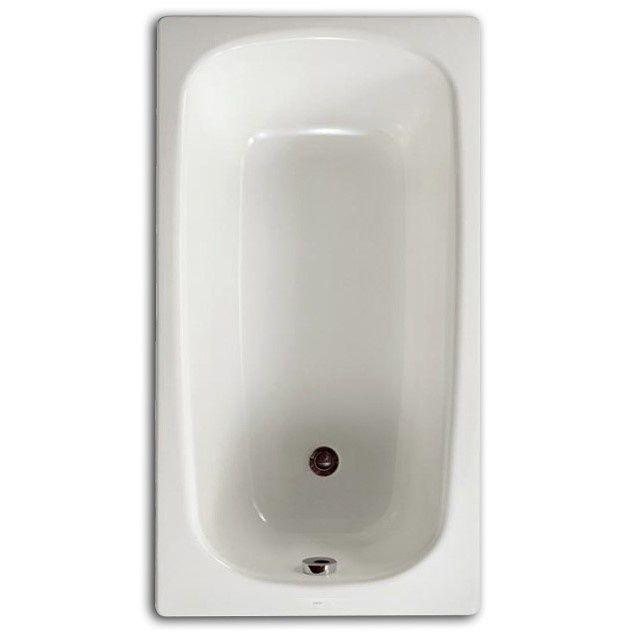 Стальная ванна Roca Contessa 212106001 120x70 ФОТО