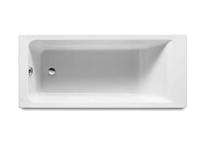 Ванна акриловая Roca Easy 170x75 ZRU9302899 ФОТО