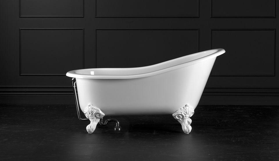 Отдельностоящая ванна Victoria & Albert Shropshire 155х75x35 см ФОТО