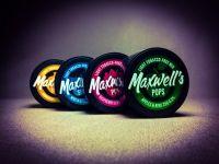 Кальянная бестабачная смесь Maxwells 25гр 0.3%