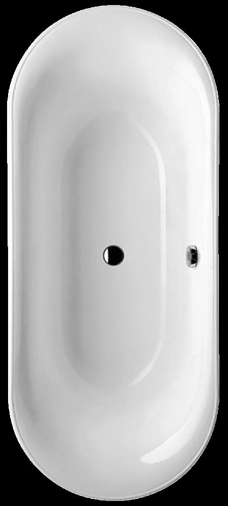 Квариловая ванна Villeroy&Boch Cetus 175x75 UBQ175CEU7V-96 цвет ярко-белый (star white) ФОТО