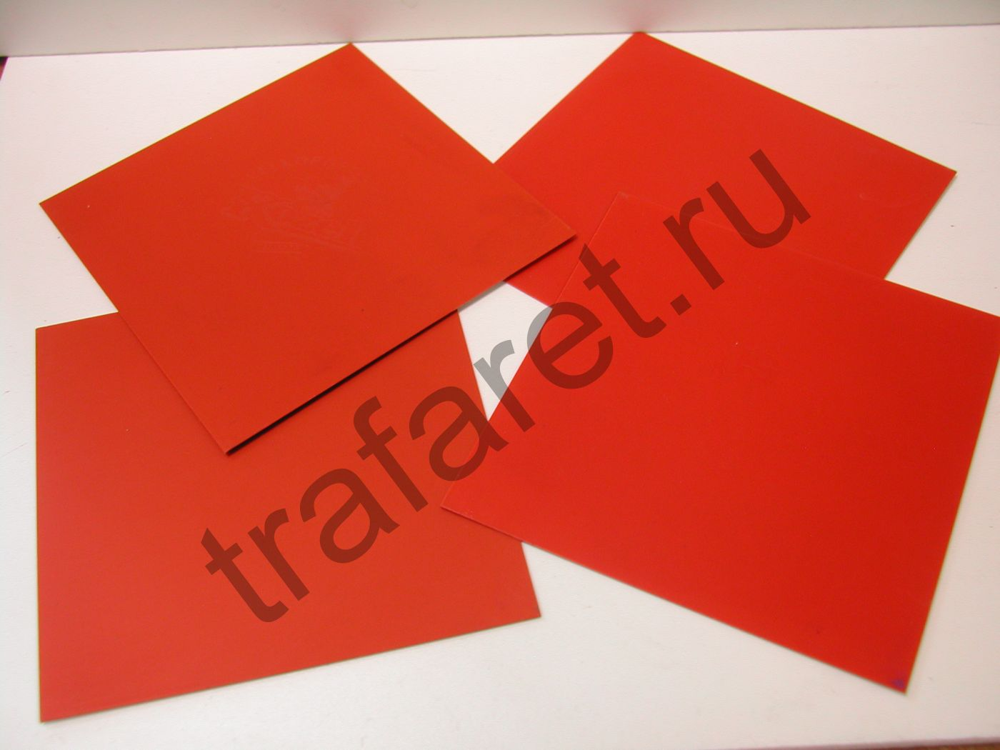 Пластины ф/п для тампонной печати (спиртовые) BASF K52 (ST52)