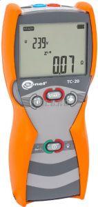 TC-20 Измеритель параметров петли короткого замыкания