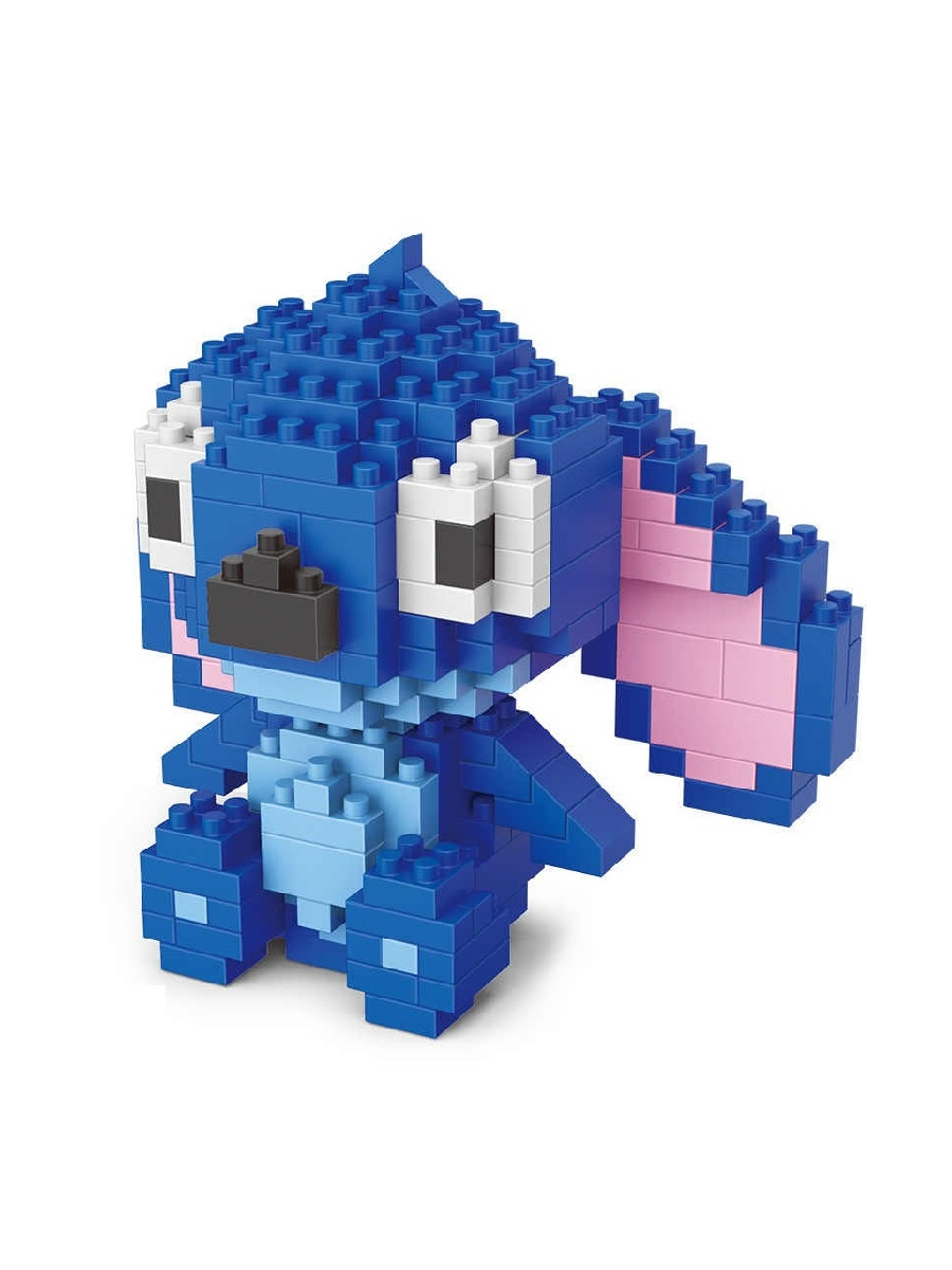 Конструктор Wisehawk & LNO Стич 236 деталей NO. 2527 Stitch Miniblocks