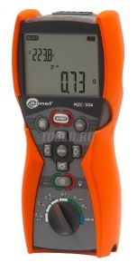MZC-304 Измеритель параметров цепей электропитания зданий