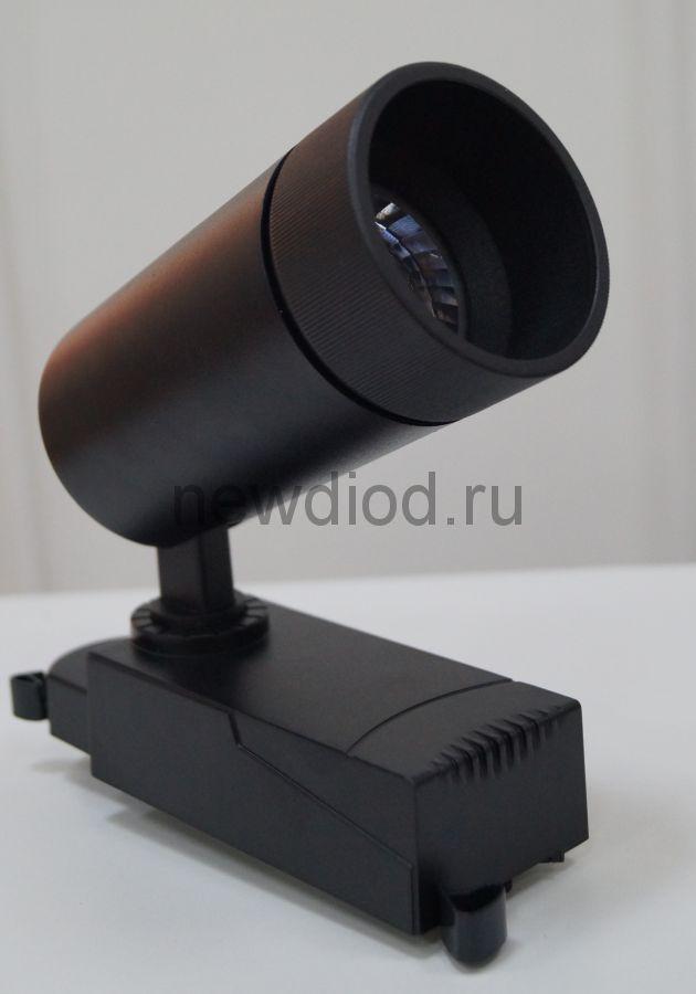 Светильник светодиодный трековый Oreol SOFFIT DC301 10W 4000K 36° Черный