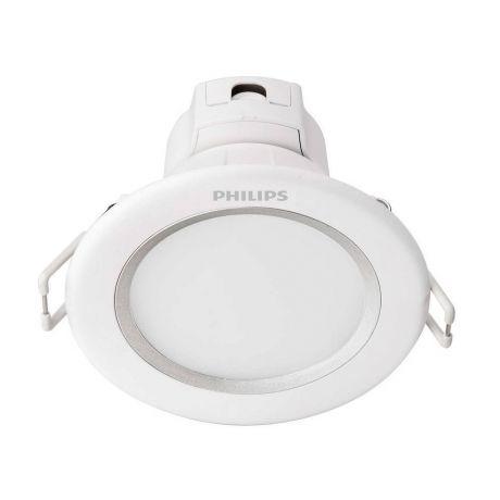 Светильник PH 80082 Silver 27K 120 LED 6,5W встр