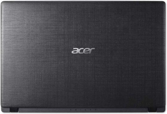 Ноутбук Acer Aspire A315-51-38DD: Intel Core i3 7020U x2 (2.3 GHz), 4Gb, 500Gb,
