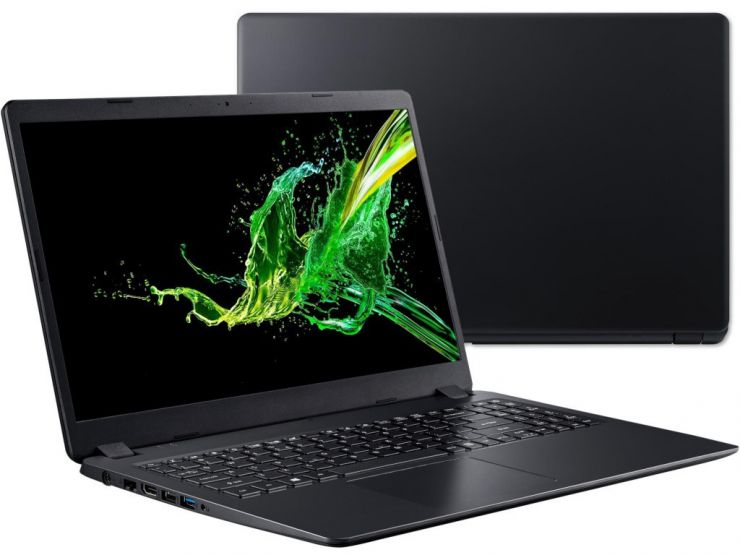 Ноутбук Acer Extensa 2540-58ES: Intel Core i5 7200U (2.5-3.1 GHz), 4096Mb, 500Gb