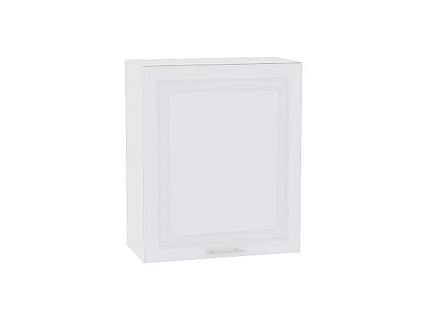 Шкаф верхний Ницца Royal В600-Ф46 (Blanco)