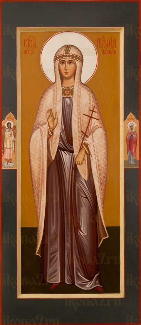 Икона Агафия Панормская мученица