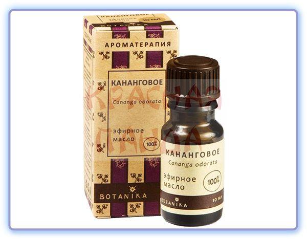 Эфирное масло Кананговое Botavikos
