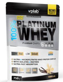 100% Platinum Whey от VP Laboratory 750 гр